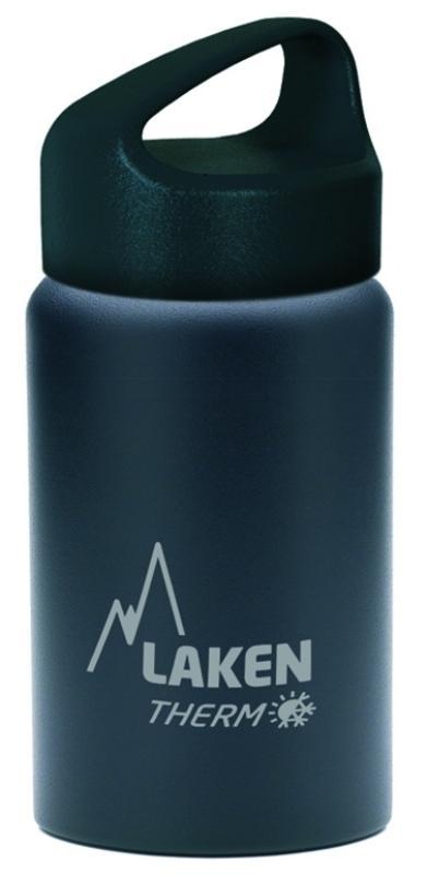 TA3N Термофляга ClassicТермосы<br><br>Сохраняет напитки теплыми до 8 часов<br>Сохраняет напитки охлажденными до 24 часов (рекомендуется добавлять кубики льда)<br>Изготовлена из пищевой 18/8 нержавеющей стали, не требующей нанесения специального покрытия<br>1...<br><br>Цвет: Черный<br>Размер: 0.35