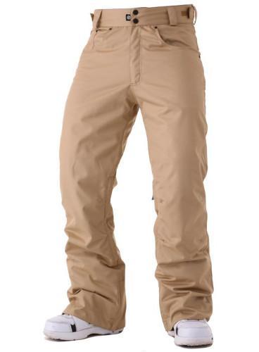 Брюки мужские SWA1102 BREDAБрюки, штаны<br>Горнолыжные мужские штаны Breda обладают стильной узкой посадкой, полностью проклеенными швами. Мембранная ткань, из которой они выполнены, водостойка и обладает хорошей воздухопроницаемостью. Дополнительные, но очень важные детали - это регулируемый п...<br><br>Цвет: Бежевый<br>Размер: L