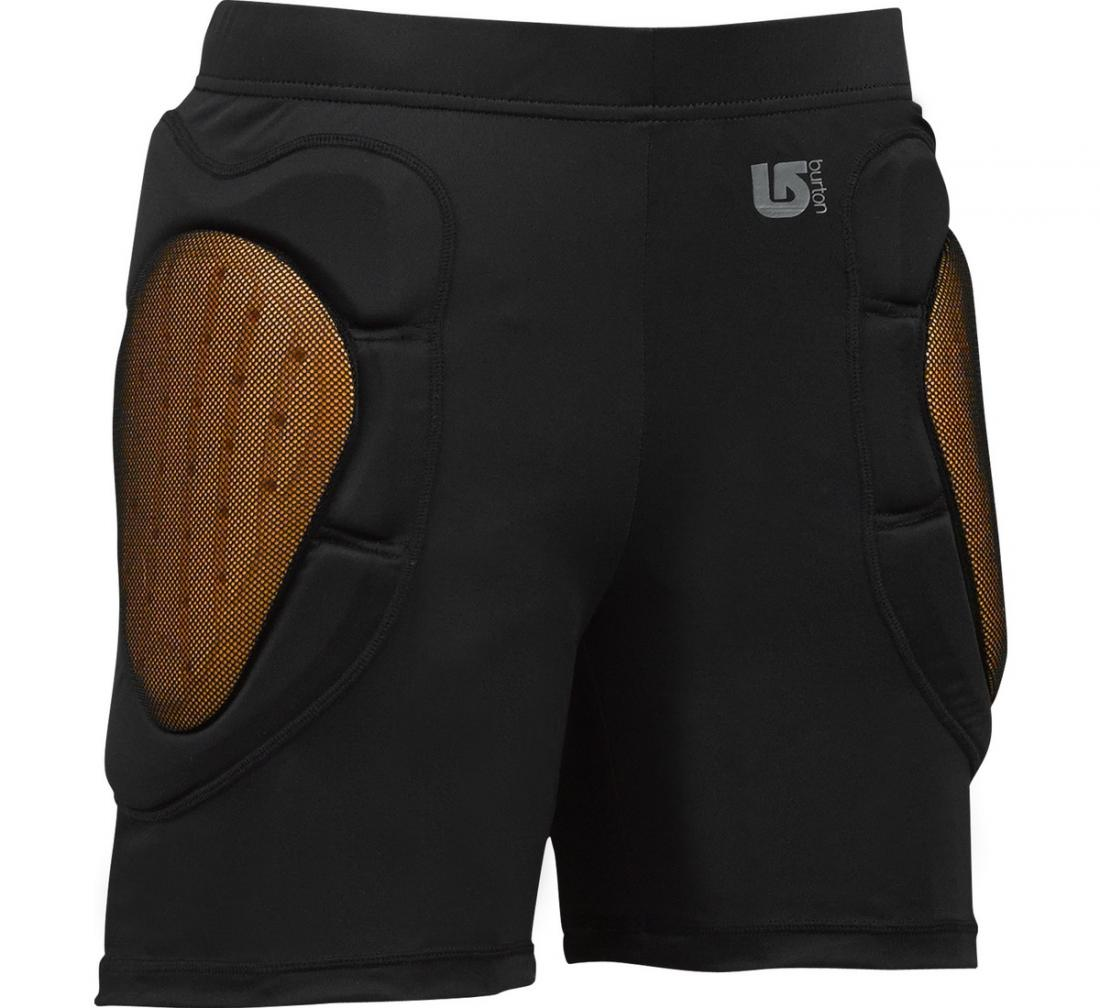Burton Защита (шорты) WB TOTAL IMP SHORT (L, True black, ,)