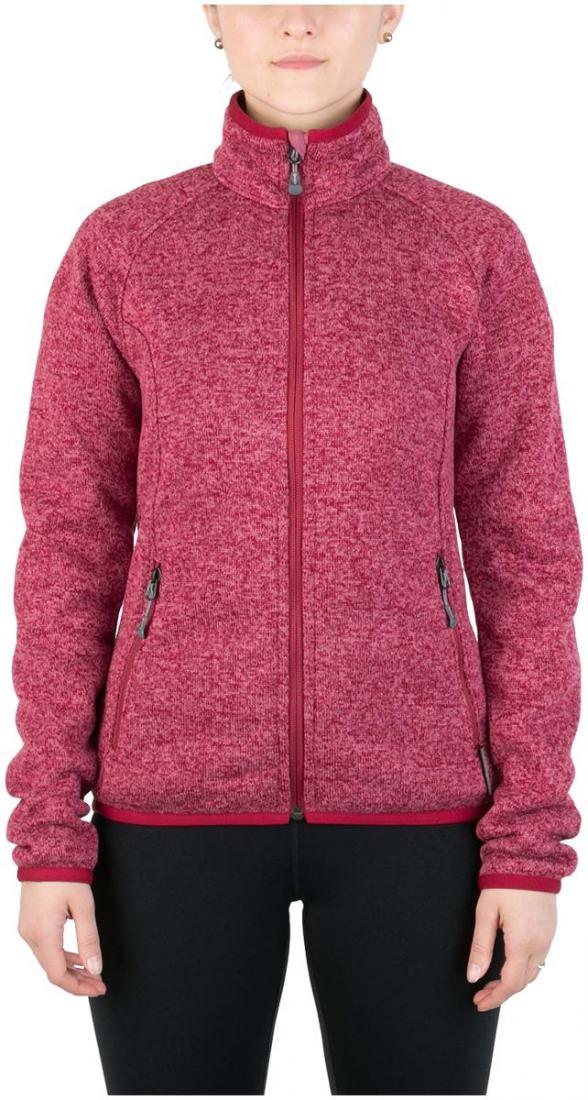 Куртка Tweed III ЖенскаяКуртки<br><br><br>Цвет: Малиновый<br>Размер: 42
