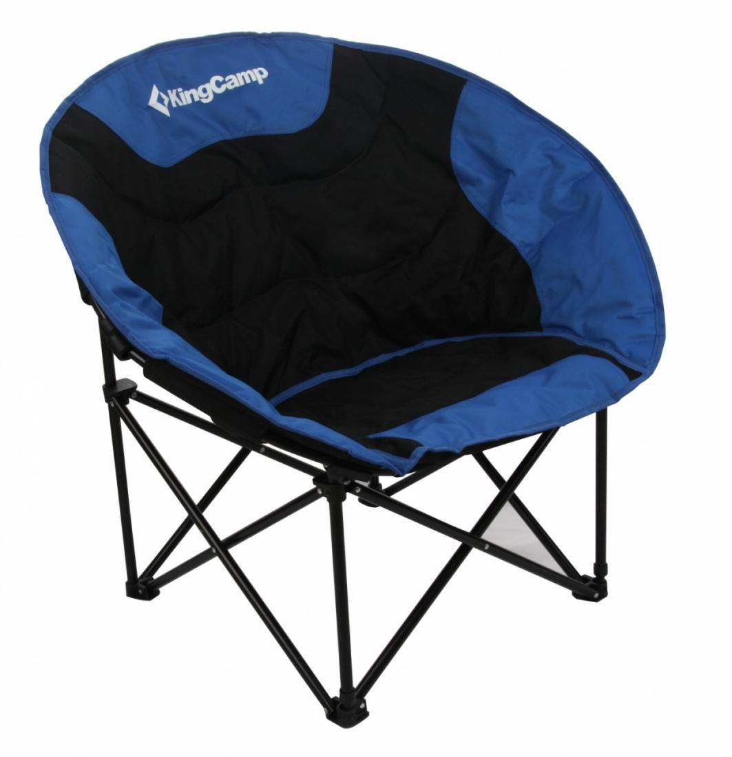 King Camp Кресло 3816 скл.сталь Moon Leisure Chair (, Black/Navy, ,)