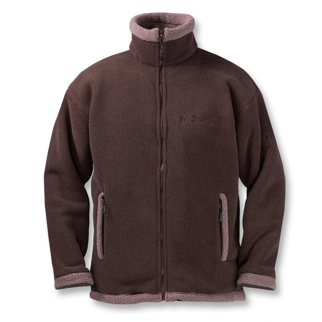 Куртка Cliff МужскаяКуртки<br><br> Модель курток Сliff признана одной из самых популярных в коллекции Red Fox среди изделий из материалов Polartec®.<br><br><br> <br><br><br><br><br>Материал – Polartec® 300, 100% Polyester Knit, 376 g/sqm.<br>Посадка – Regula...<br><br>Цвет: Коричневый<br>Размер: 56