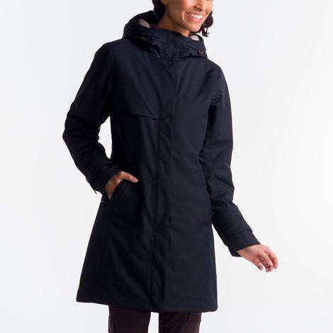 Куртка LUW0250 CLOWDY JACKETКуртки<br><br><br>Цвет: Черный<br>Размер: L