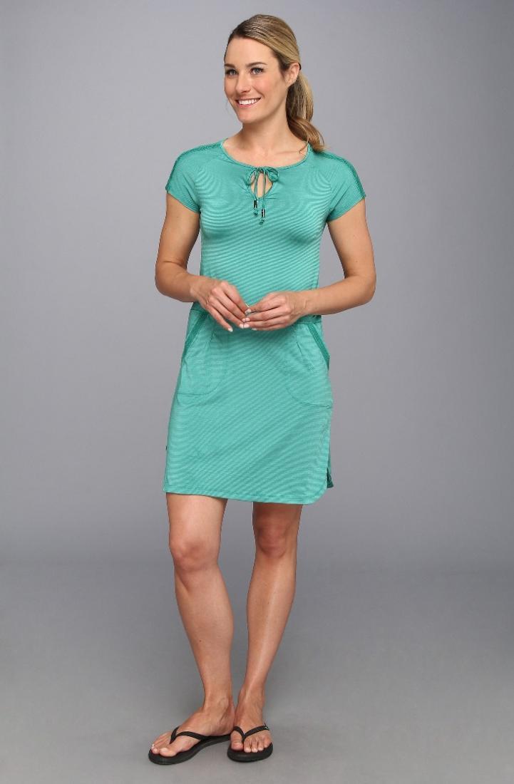 Платье LSW0987 ENERGIC DRESSПлатья<br><br> Energic Dress LSW0987 – платье с необыкновенным кроем, созданное брендом Lole для энергичных девушек. Вы можете использовать его в качестве спорти...<br><br>Цвет: Зеленый<br>Размер: M