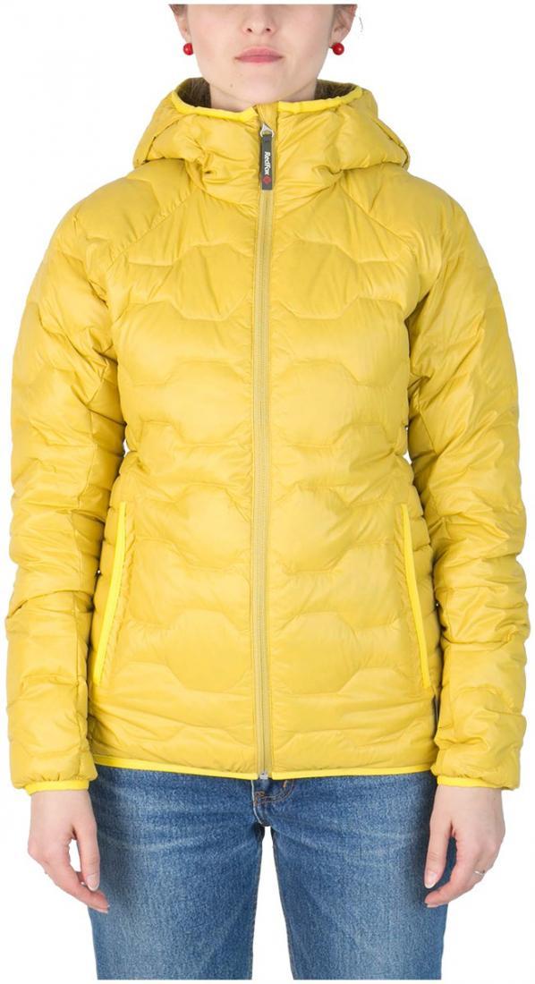 Куртка пуховая Belite III ЖенскаяКуртки<br><br> Легкая пуховая куртка с элементами спортивного дизайна. Соотношение малого веса и высоких тепловых свойств позволяет двигаться активно в течении всего дня. Может быть надета как на тонкий нижний слой, так и на объемное изделие второго слоя.<br><br>...<br><br>Цвет: Лимонный<br>Размер: 48