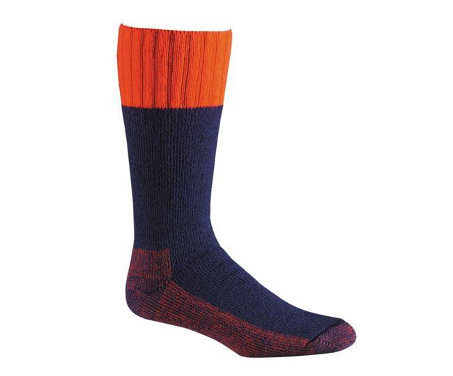 Носки охота-рыбалка 7359 WICK DRY TAMARACKНоски<br><br> Носки изготовлены из натуральной, экологичной мериносовой шерсти. Они защитят Вас от непогоды, обладают сверх прочностью и прекрасно отводят влагу, благодаря эксклюзивной технологии wick dry®.<br><br><br>Эксклюзивная технологяи wick dry® tec...<br><br>Цвет: Синий<br>Размер: L