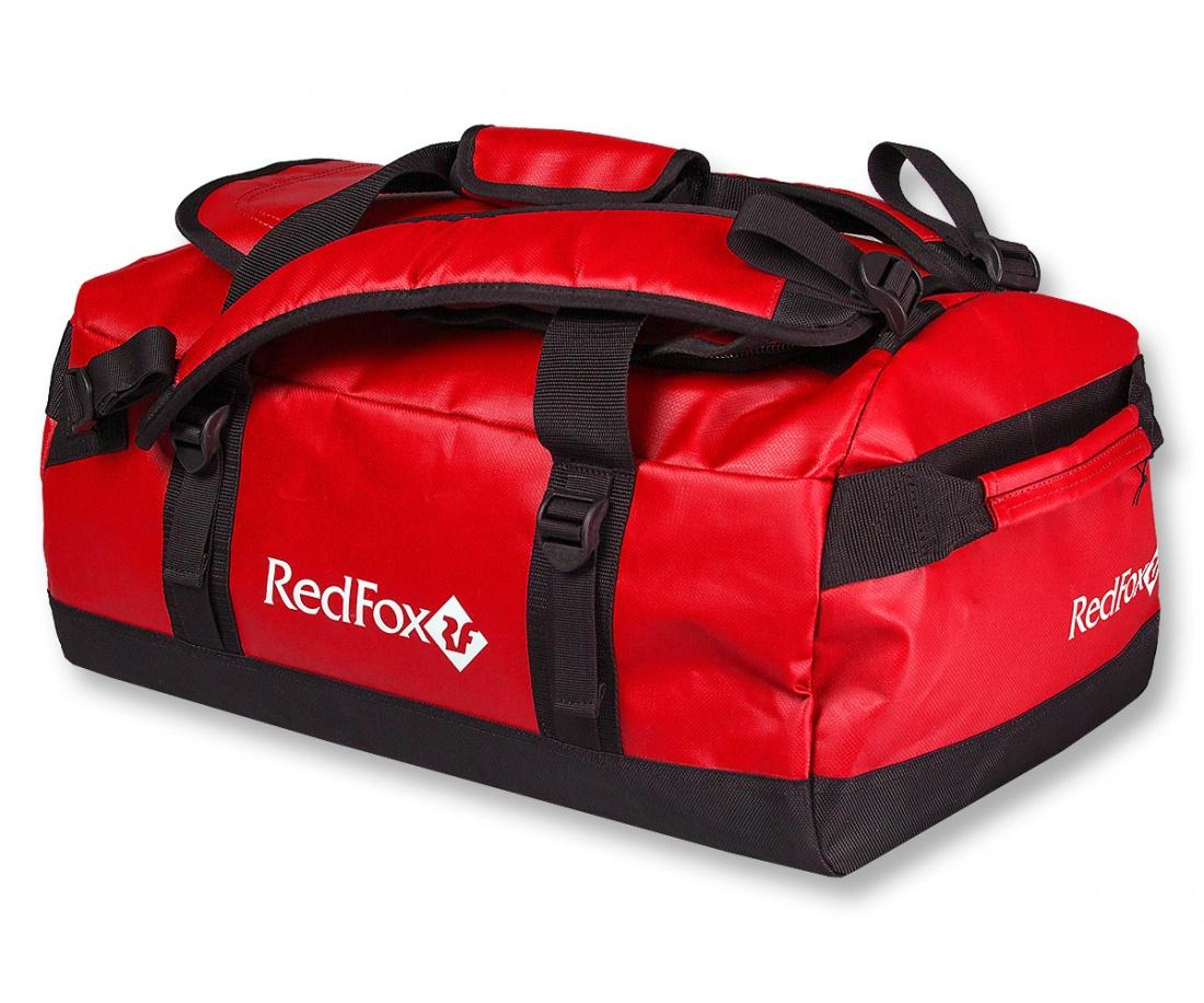 Фото Red Fox Баул Expedition Duffel Bag 50 (, 1300/красный, , , SS17)