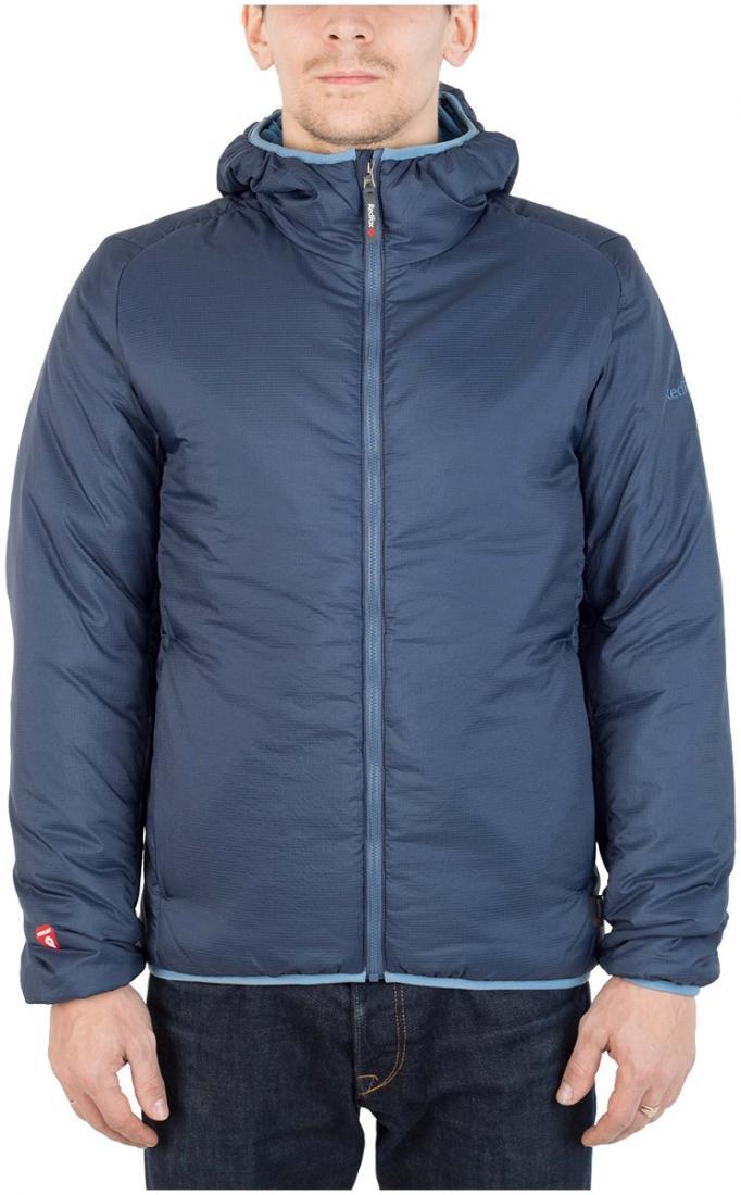 Куртка утепленная Focus МужскаяКуртки<br><br> Легкая утепленная куртка. Благодаря использованиювысококачественного утеплителя PrimaLoft ® SilverInsulation, обеспечивает превосходное тепло...<br><br>Цвет: Синий<br>Размер: 54