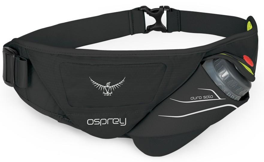 Сумка Duro Solo BeltПоясные<br>Duro – абсолютно новая линейка для бега от известного бренда Osprey из коллекции Весна17. Продуманные детали и бескомпромиссный набор функций для исключительной производительности бегового рюкзака.<br>Duro Solo Belt создан для любителей минимализ...<br><br>Цвет: Черный<br>Размер: None