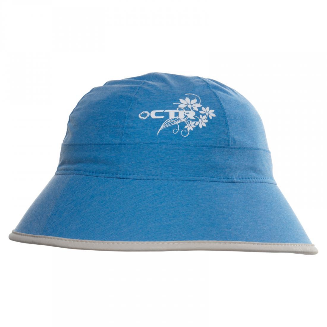 Панама Chaos  Stratus Cloche Rain Hat (женс)Панамы<br><br><br>Цвет: Голубой<br>Размер: S-M
