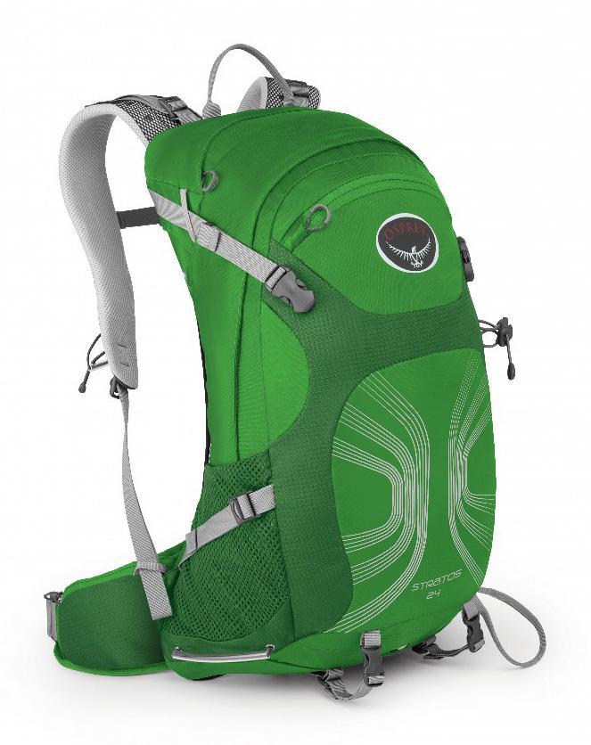 Рюкзак Stratos 24Рюкзаки<br><br><br>Цвет: Зеленый<br>Размер: 24 л