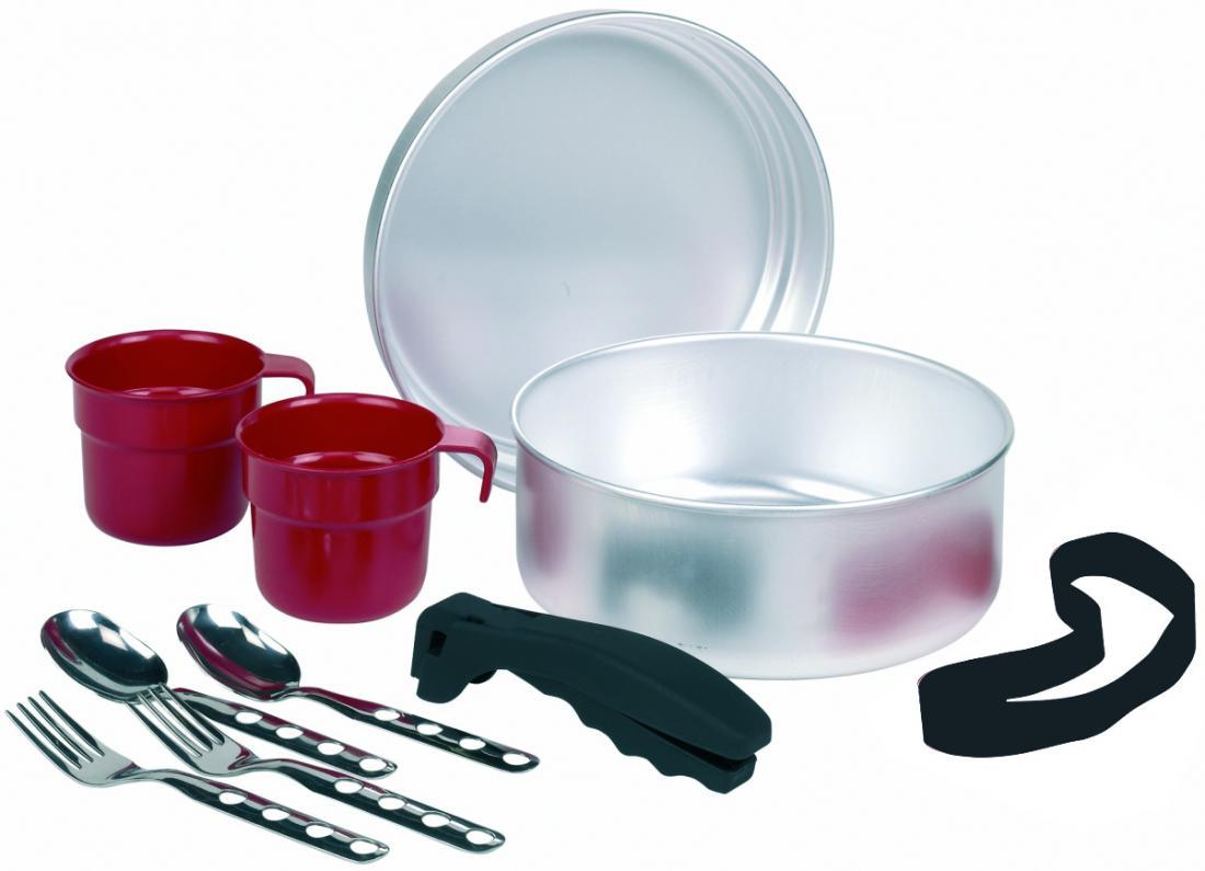 808FN Набор посуды алюминий 20 см в неопреновом чехлеПосуда<br><br> В длительном походе не обойтись без удобного и качественного набора посуды. Фирма Laken предлагает модель 808FN, изготовленную из алюминия с антипригарным покрытием. В состав входят все необходимые предметы, которые понадобятся в путешествии, вклю...<br><br>Цвет: Черный<br>Размер: 20