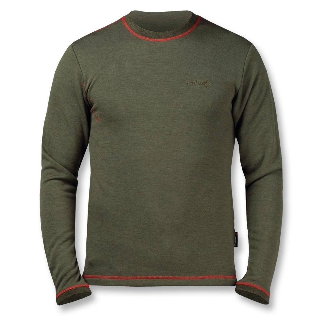 Термобелье футболка Wool DryФутболки<br>Тёплая футболка с длинными рукавами. Предназначена для использовании в качестве нижнего слоя в суровых погодных условиях. Благодаря испол...<br><br>Цвет: Зеленый<br>Размер: 56