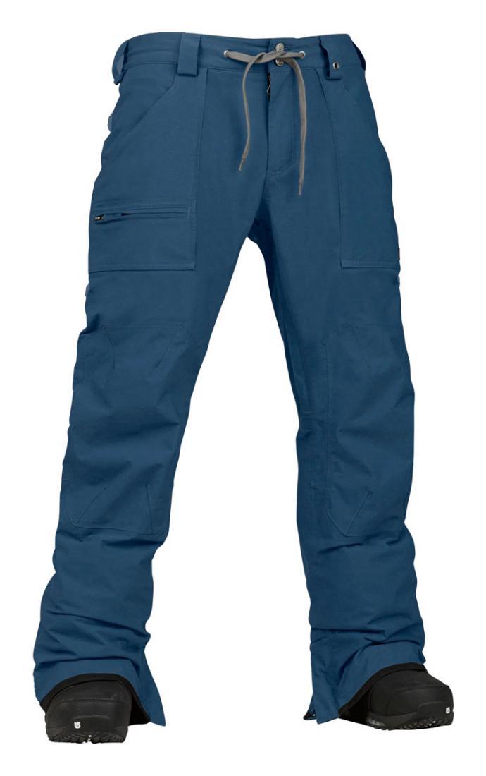 Брюки жен. г/л MB SOUTHSIDE PNTБрюки, штаны<br> Мужские сноубордические брюки Southside – лучший выбор для тех райдеров, которые предпочитают наслаждаться скоростью и драйвом, не отвлекая...<br><br>Цвет: Синий<br>Размер: XL