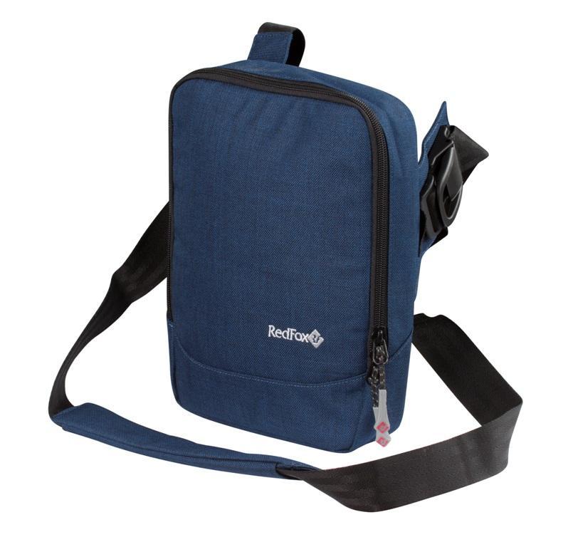 Сумка Gadget BagСумки<br>Gadget bag - удобная городская сумка с множеством отделений.<br><br>назначение: повседневное городское использование<br>несколько отделений на молниях, подходящих для размещения ультрабука, планшета, смартфона<br>органайзер c к...<br><br>Цвет: Синий<br>Размер: None