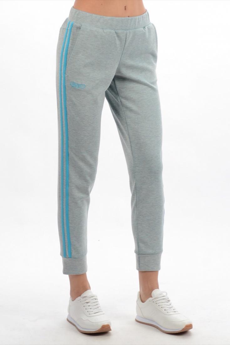 Брюки 2083509 жен.Брюки, штаны<br><br> Удобные стильные брюки спортивного кроя.<br><br>Характеристики брюк Stayer 20835<br><br>комфортный пояс на резинке;<br>легкий приятный на ощупь материал;<br>зауженный к низу крой;<br>два боковых кармана;<br>...<br><br>Цвет: Серый<br>Размер: 46