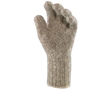 Перчатки 9990 RAGG GLOVEПерчатки<br>Толстые перчатки из высококачественной грубой шерсти сохранят Ваши руки в тепле. Анатомическая конструкция с учетом строения левой и правой рук обеспечивает идеальную посадку.<br><br><br>Анатомическая вязка<br>Темп. режим: Cold Weather&lt;/...<br><br>Цвет: Серый<br>Размер: L