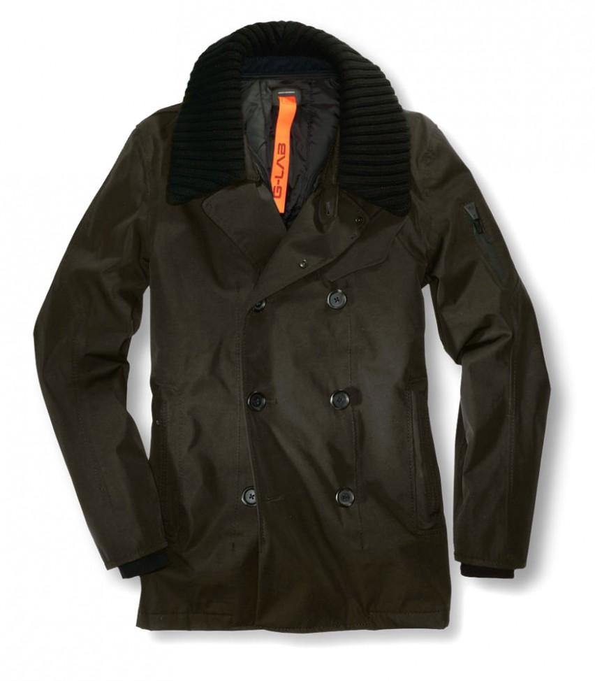 Куртка утепленная муж.HelmsmanКуртки<br>Двубортная куртка Helmsman создана для настоящего мужчины, который любит активный отдых и хочет всегда выглядеть отлично и во время загородной прогулки, и на улицах мегаполиса. Модель Helmsman  - это вещь с историей . Прототипом изделию выбран бушлат  ...<br><br>Цвет: Темно-зеленый<br>Размер: XL