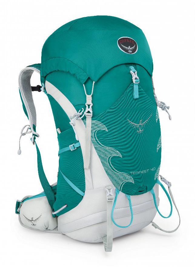Рюкзак Tempest 40Рюкзаки<br>Tempest – женская версия рюкзаков иконической серии Talon, разработанная с учетом анатомических особенностей женской фигуры. Tempest 40 – это рюкзак для длинных дистанций и длительных переходов, требующих выносливости и ловкости. Хорошо вентилируемая с...<br><br>Цвет: Зеленый<br>Размер: 40 л