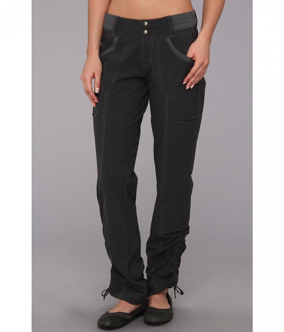 Брюки Durango жен.Брюки, штаны<br><br><br><br> Универсальные брюки Kuhl Durango Pant созданы для путешествий, активного отдыха, городских прогулок. Они да...<br><br>Цвет: Черный<br>Размер: 10