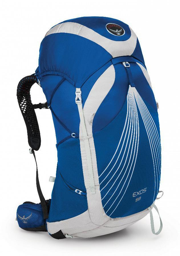 Рюкзак Exos 58Рюкзаки<br><br> Какие цели вы преследуете, покупая легкий рюкзак? Комфорт? Удобство при переноске? Функциональные особенности? С Exos 38 вы можете не думать об этом! Рюкзаки серии Exos отличаются малым весом, не уступая при этом по функциональности и обеспечивая л...<br><br>Цвет: Синий<br>Размер: 58 л