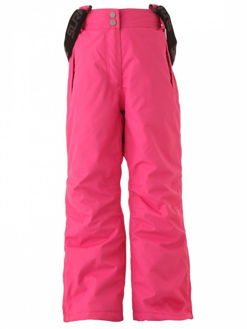 Брюки для девочки SWZ4100001 PIXIE 8KБрюки, штаны<br><br> Лыжные куртки и штаны - это сердце Surfanic! Рожденный от страсти к снегу и разработанный специально для гор, Surfanic стремится одеть вас в лучш...<br><br>Цвет: Розовый<br>Размер: 116