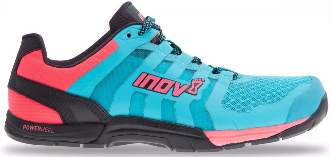 Inov-8 Кроссовки F-lite 235 V2 жен. (4.5, Blue/Black/Pink, , ,) inov 8 футболка at c tri blend ss strip w 6 black pink