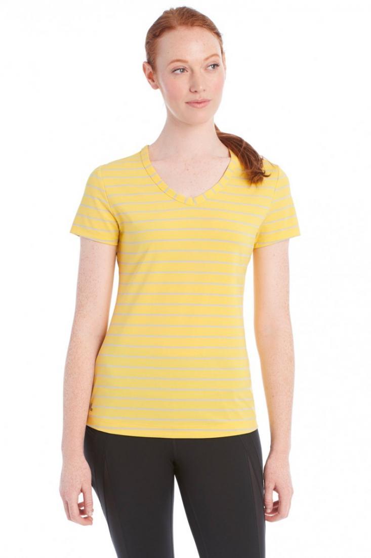 Топ LSW1934 CURL TOPФутболки, поло<br>Женская футболка Lole Curl top идеально подходит для занятий фитнесом и бегом. Легкая и приятная на ощупь, она не сковывает движения и быстро от...<br><br>Цвет: Желтый<br>Размер: L
