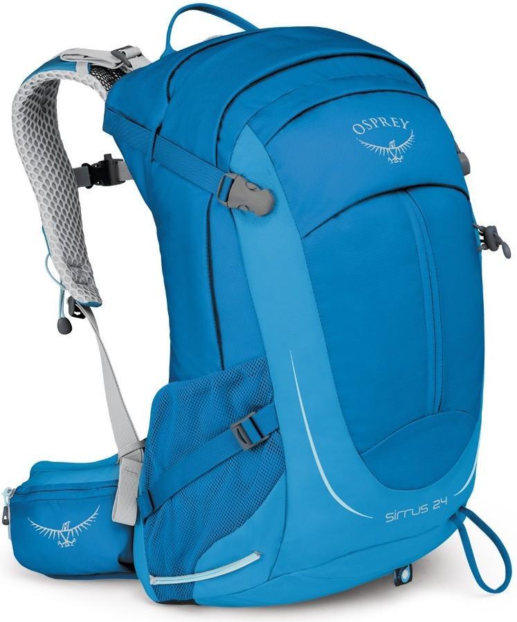 Рюкзак Sirrus 24Рюкзаки<br><br><br>Цвет: Голубой<br>Размер: 24 л