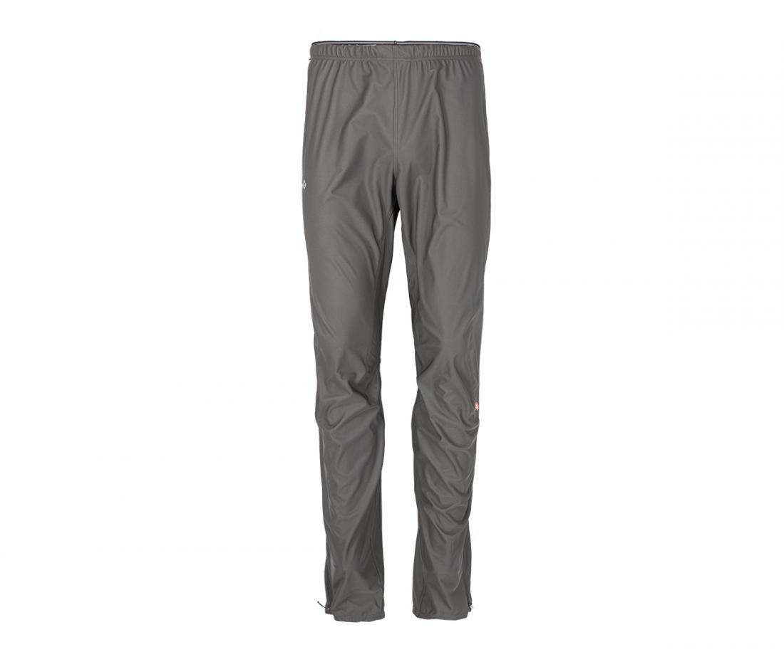 Брюки Active Shell МужскиеБрюки, штаны<br><br><br>Цвет: Серый<br>Размер: 48