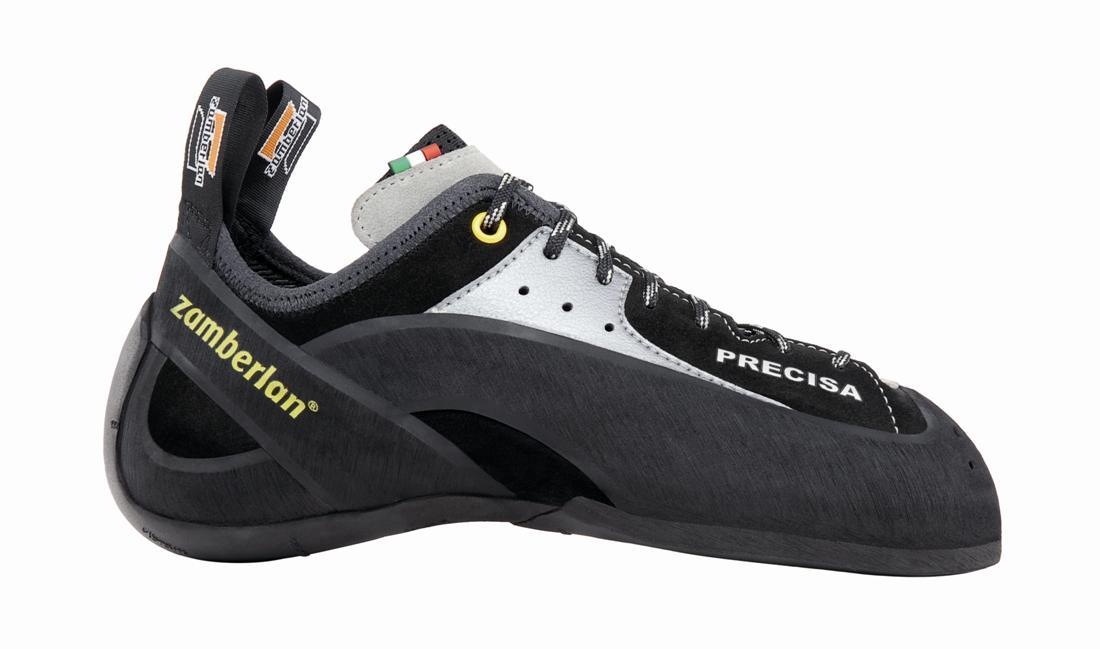 Скальные туфли A82-PRECISA IIСкальные туфли<br><br> Туфли A82-PRECISA II созданы для длительных горных восхождений, поэтому здесь все предусмотрено для того, чтобы путешествие было максимально...<br><br>Цвет: Темно-серый<br>Размер: 38.5