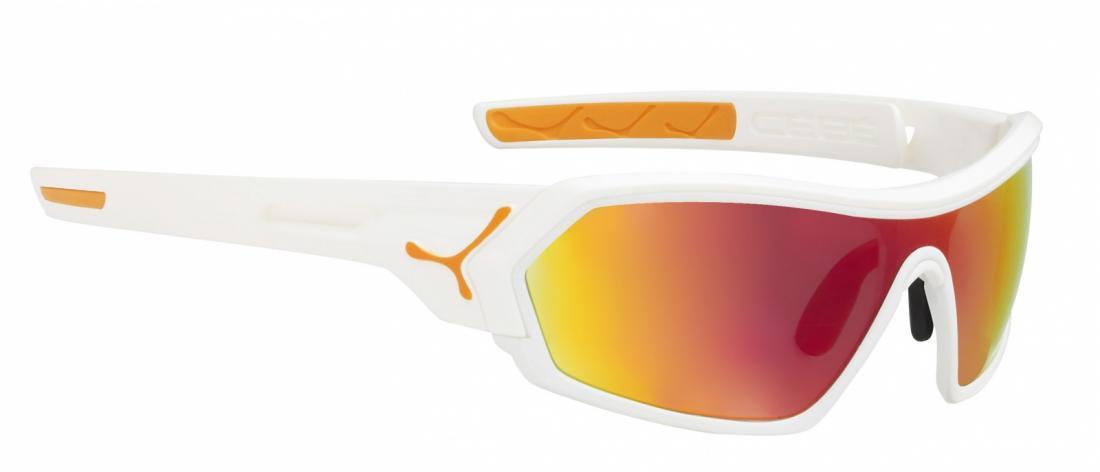 Очки Cebe  SPRINTОчки<br>Мультиспортивные очки<br><br><br>  <br><br><br>Особенности:<br><br><br>  <br>    Широкий обзор<br>  <br>    Две полноразмерные линзы в компл...<br><br>Цвет: Белый<br>Размер: None