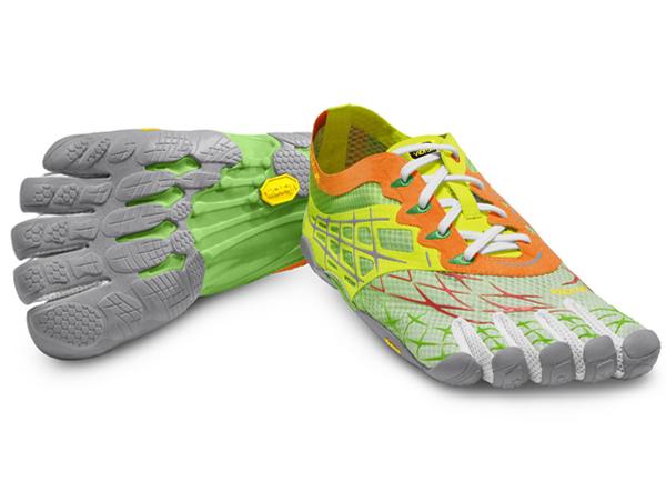 Мокасины Vibram  FIVEFINGERS SEEYA LS MVibram FiveFingers<br><br> В ультра легкую модель SEEYA LS добавлена универсальность привычных кроссовок. Обновленная, технически стилизованная верхняя часть оснащ...<br><br>Цвет: Зеленый<br>Размер: 43