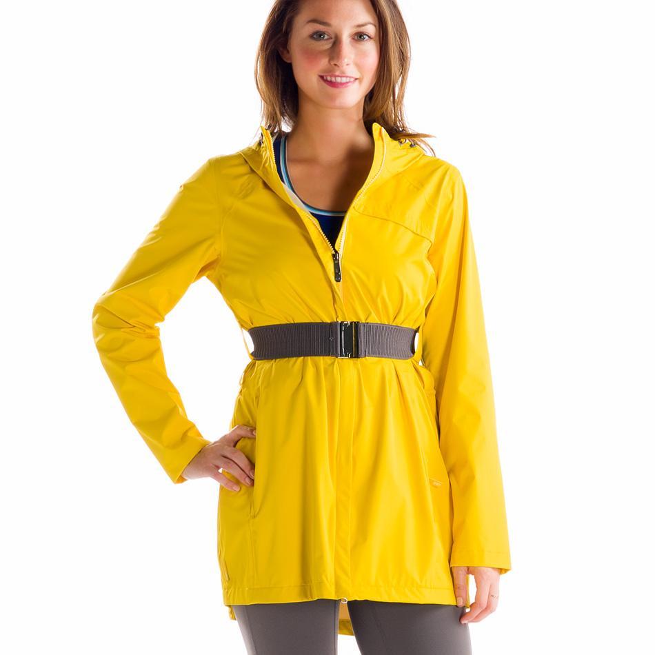 Куртка LUW0221 STRATUS JACKETКуртки<br><br><br>Цвет: Желтый<br>Размер: L