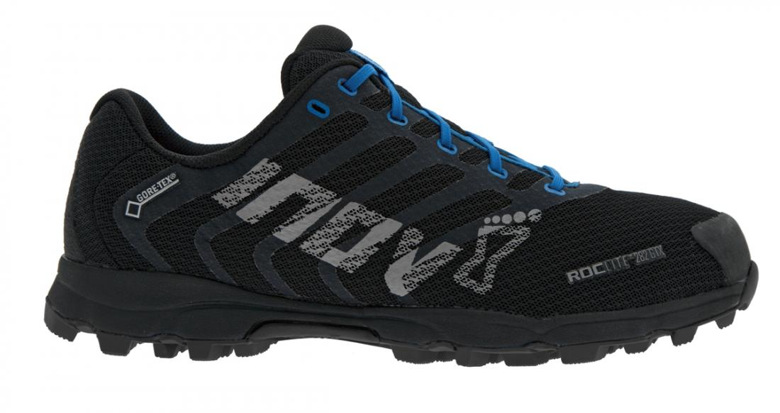 Inov-8 Кроссовки Roclite™ 282 GTX муж. (12, Black/Blue, ,) inov 8 футболка at c tri blend ss strip w 6 black pink