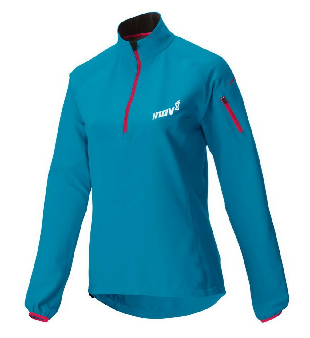 Inov-8 Куртка Race Elite 250 Softshell W (L, Turquoise/Barberry, ,) inov 8 брюки at c tight w l black