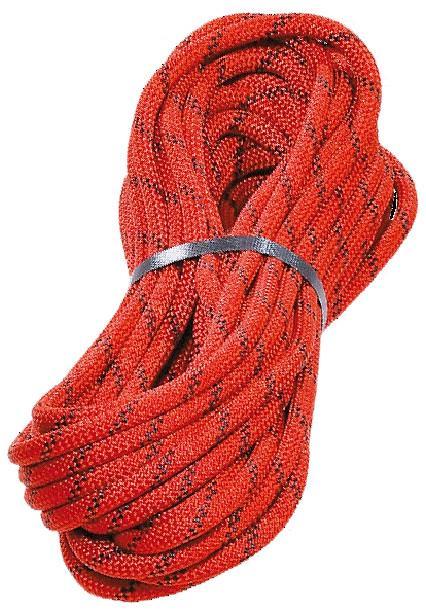 Веревка STATIC 10.5Веревки, стропы, репшнуры<br><br><br>Цвет: Красный<br>Размер: None