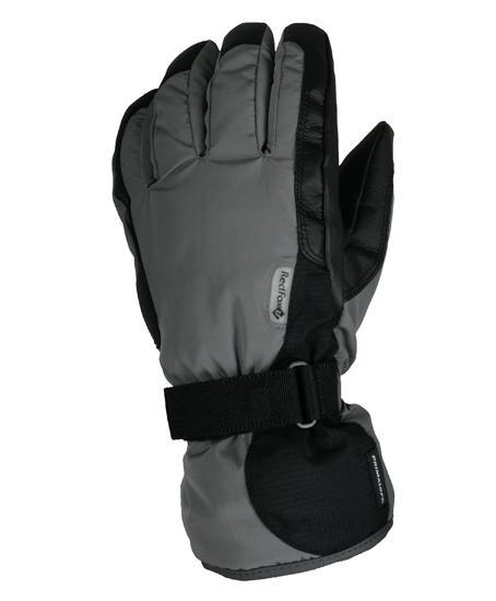 Перчатки PhantomПерчатки<br><br> Зимние прогулочные перчатки с утеплителем PrimaLoft ®<br><br><br> Основные характеристики: <br><br><br>удобная посадка по ладони<br>мембранные вставки Dry Zone для усиления водонепроницаемости<br>усиления в области ладо...<br><br>Цвет: Черный<br>Размер: L