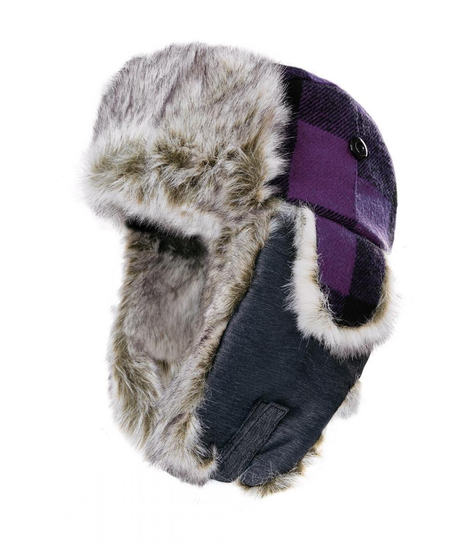 Шапка-ушанка Helmet II ДетскаяУшанки<br>Шапка с ушками и подкладкой из искусственного меха.<br><br>Материал: 100% Acrylic<br>Подкладка: искуственный мех/fake fur<br>Размерный ряд: 48-50, 52-54<br><br><br>Цвет: Синий<br>Размер: 48-50