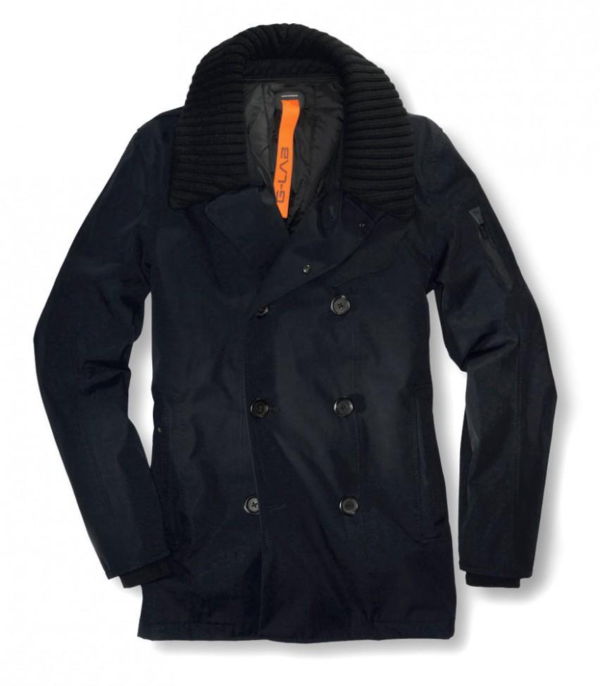 Куртка утепленная муж.HelmsmanКуртки<br>Двубортная куртка Helmsman создана для настоящего мужчины, который любит активный отдых и хочет всегда выглядеть отлично и во время загородной прогулки, и на улицах мегаполиса. Модель Helmsman  - это вещь с историей . Прототипом изделию выбран бушлат  ...<br><br>Цвет: Синий<br>Размер: XL