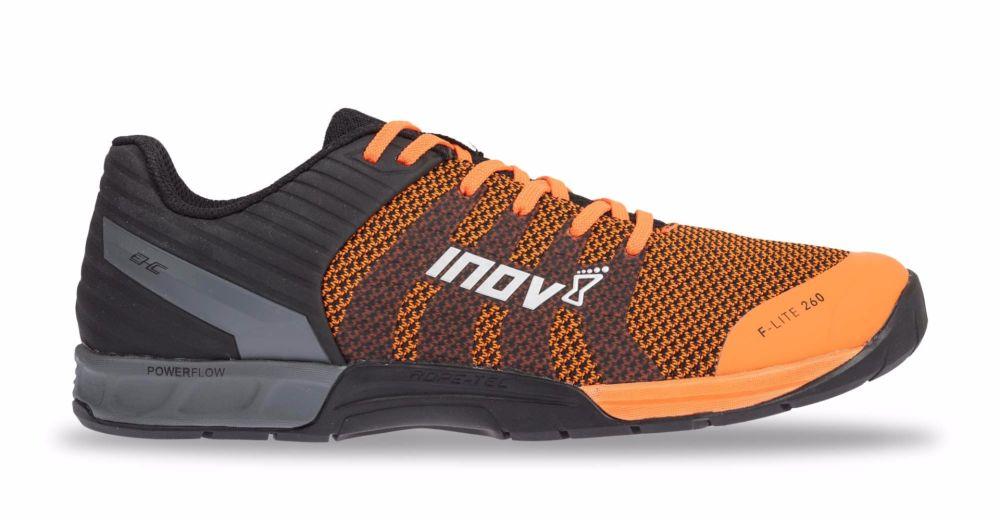 Кроссовки F-Lite 260 KNIT муж.Бег, Мультиспорт<br>Кроссовки Inov8 F-LITE 260 KNIT — выбор номер один, если вам нужна легкая обувь повышенного комфорта для тренировок в зале. Сверх-дышащая трикотажная ткань обеспечивает естественную посадку по ноге и отличную вентиляцию.<br><br><br>Характеристики кро...<br><br>Цвет: Оранжевый<br>Размер: None