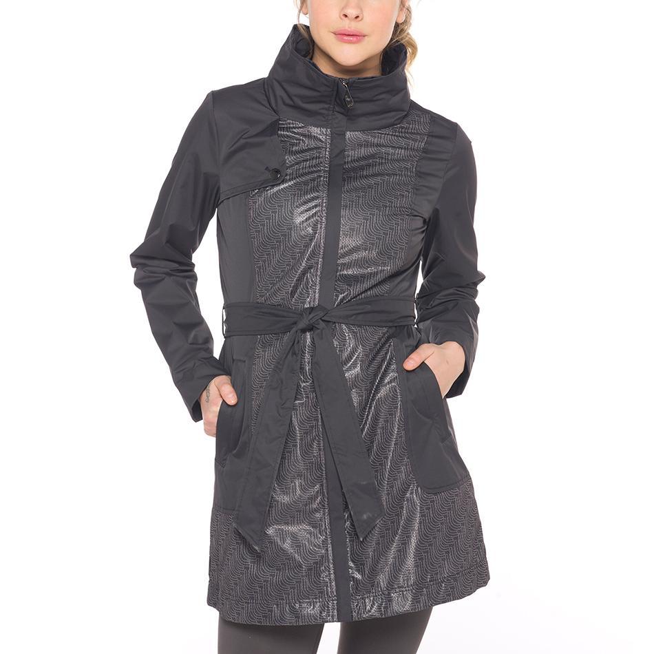 Куртка LUW0285 CARNABY L EDITION JACKETКуртки<br><br><br><br> Легкая удлиненная женская куртка Carnaby L Edition Jacket служит отличной защитой от ветра и осадков. Модель LUW0285 от Lole привлекает внимание необычным дизайном. <br><br><br> О...<br><br>Цвет: Черный<br>Размер: S