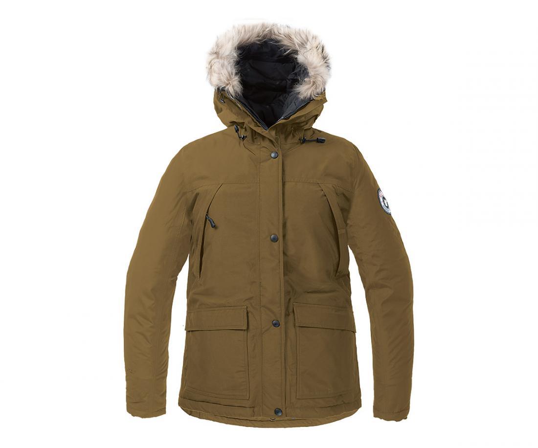 Куртка утепленная Tanker GTX ЖенскаяКуртки<br><br> Городская парка высокотехнологичного дизайна. Сочетание утеплителя Thinsulate® c непродуваемым материалом GORE-TEX® гарантирует исключительную защитуот непогоды и сохранение тепла.<br><br><br> <br><br><br>Материал: GORE-TEX® Products,...<br><br>Цвет: Хаки<br>Размер: 44