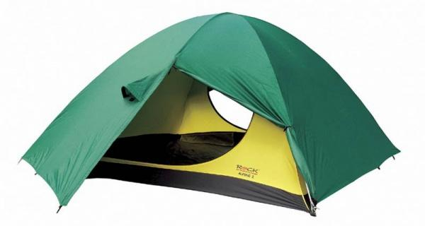 Палатка 18002 Alpine 2Палатки<br><br> Легкая палатка для 2-х и 3-х человек, разработана для трекинга и активного отдыха. Удобные входы с двух сторон обеспечивают легкий доступ...<br><br>Цвет: Зеленый<br>Размер: None