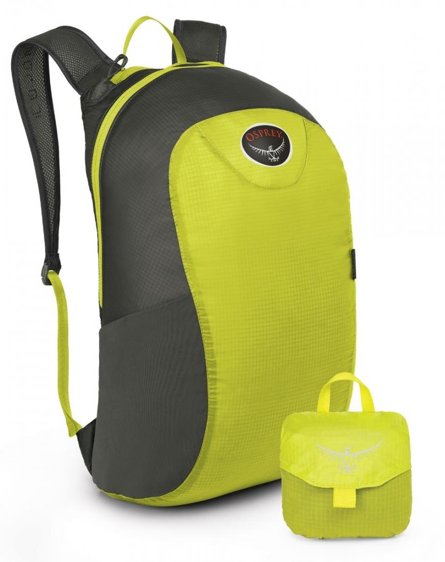 Osprey Рюкзак Ultralight Stuff Pack (, Electric Lime, ,) burton рюкзак kettle pack