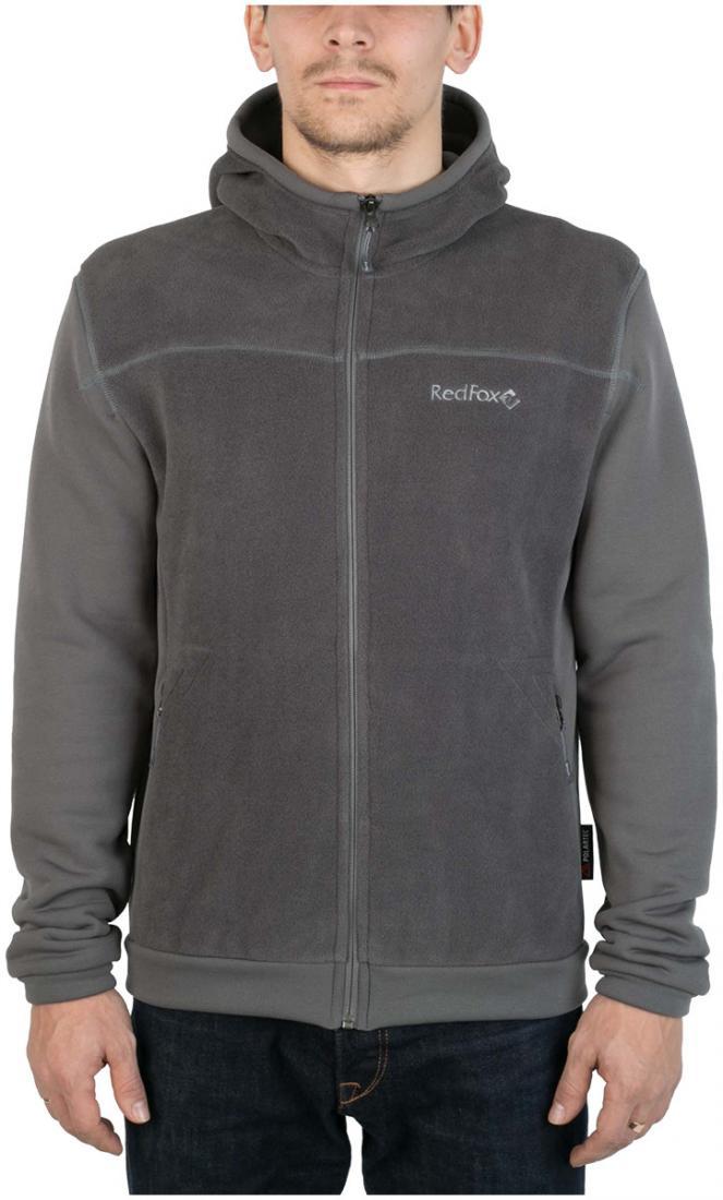 Куртка Dream МужскаяКуртки<br><br> Городская теплая куртка, выполненная из комбинацииматериалов Polartec® 200 и Polartec® Power Stretch®Pro™. Можно использовать в качестве наружной ку...<br><br>Цвет: Серый<br>Размер: 56