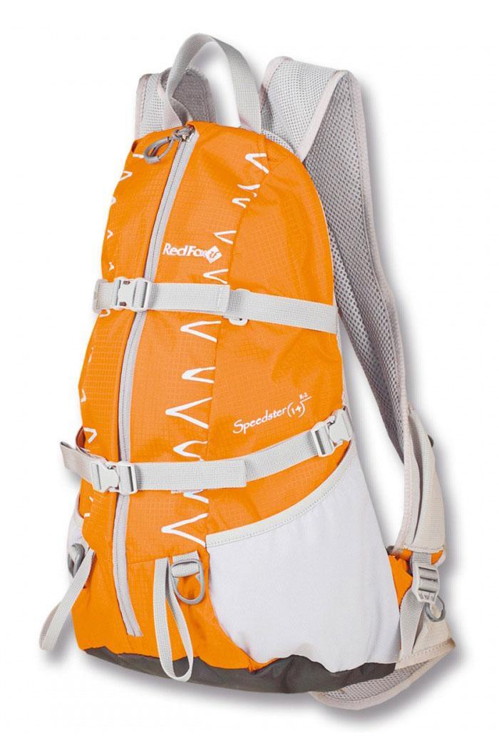 Рюкзак Speedster 14 R-2Спортивные<br><br>Speedster 14 R-2 – легкий функциональный рюкзак для приключенческих гонок, ски-альпинизма, велоспорта, беговых тренировок. модель отличается повышенной износостойкостью благодаря материалу Robic®.<br><br><br>назначение: мультиспорт, ски-альпин...<br><br>Цвет: Оранжевый<br>Размер: 14 л