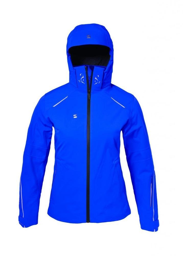Куртка Crystal жен.г/лКуртки<br><br><br>Цвет: Синий<br>Размер: 38