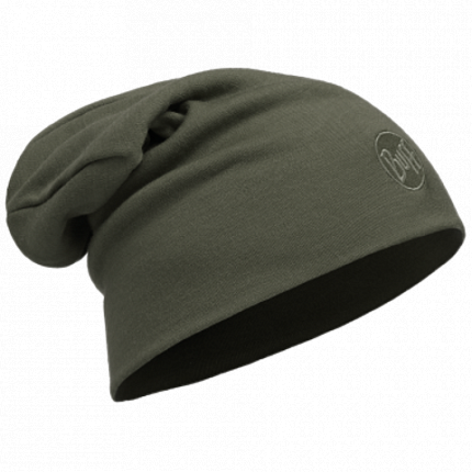 Шапка BUFF HEAVYWEIGHT MERINO WOOL LOOSE HAT