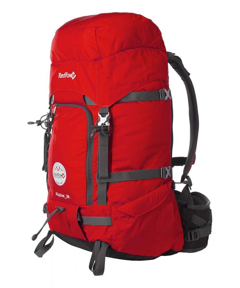 Рюкзак Alpine 30Рюкзаки<br><br><br>Цвет: Красный<br>Размер: 30 л